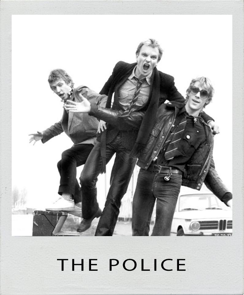 The Police Photos