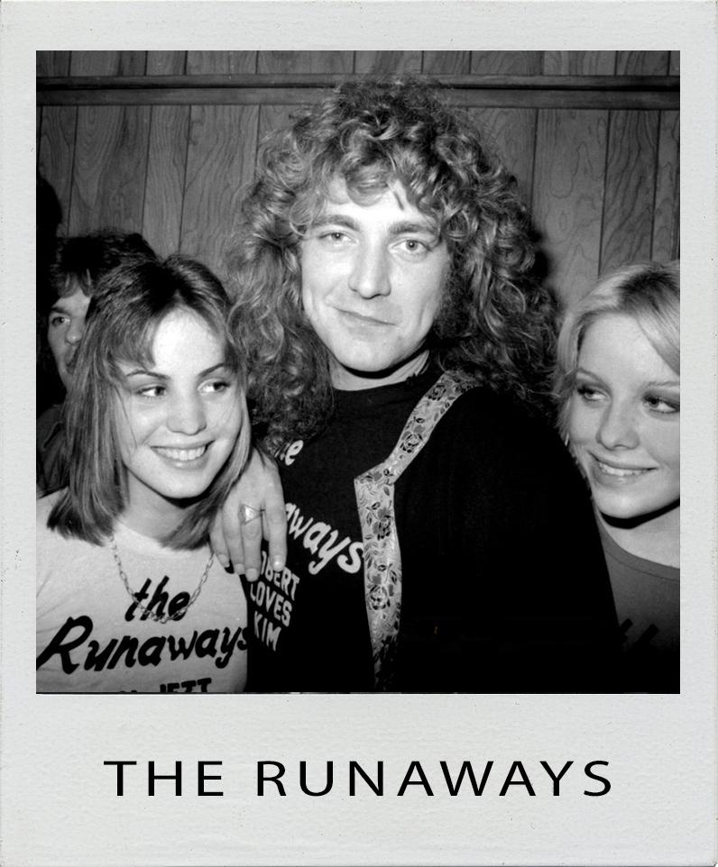The Runaways photos