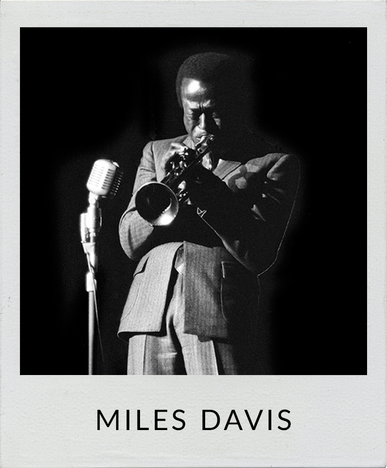 Miles Davis Photos