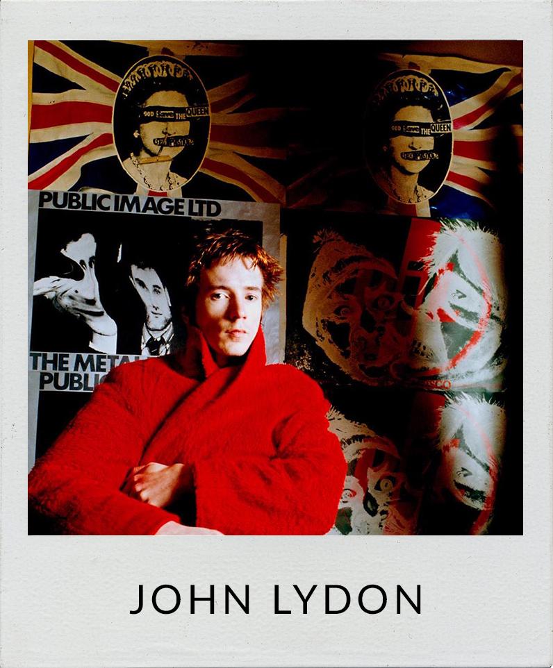 John Lydon Photos