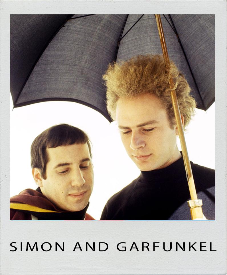Simon and Garfunkel photos