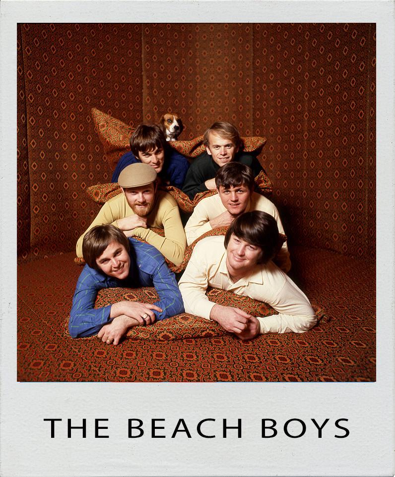 Beach Boys prints