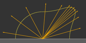 Sampling the distribution sends rays in directions important to the BRDF