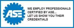 ASE Certifited Technicians