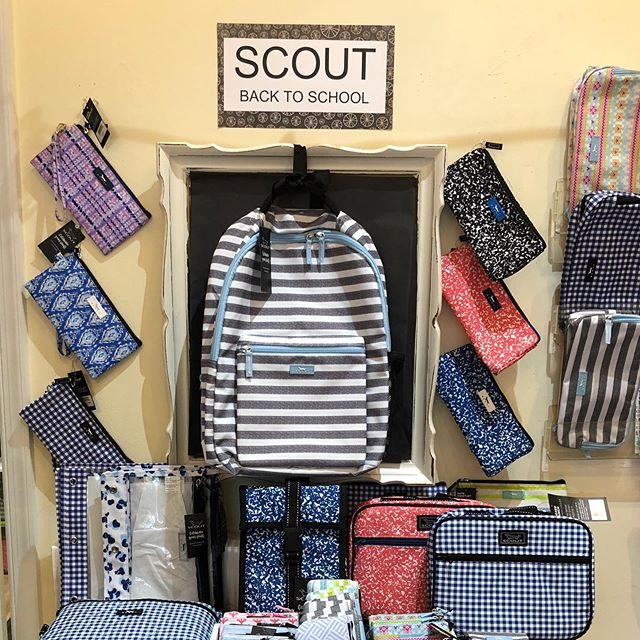 Just in! New SCOUT for #backtoschoolshopping #fallfashion at #periwinkledc