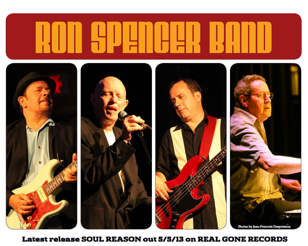 THE RON SPENCER BAND