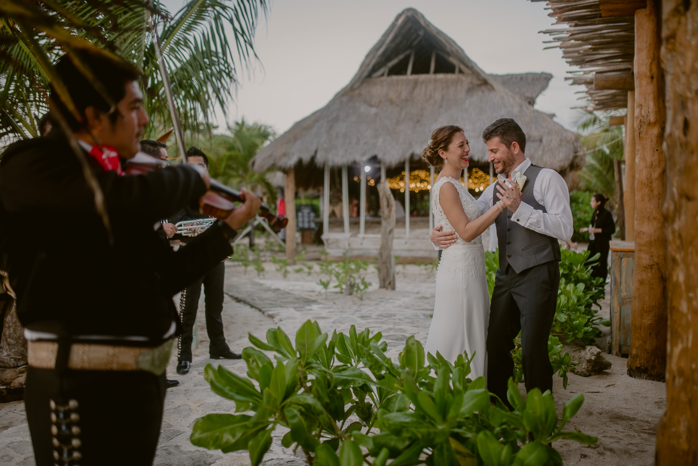 Jahel & Ivan - WeddingBlue Venado - Playa del Carmen
