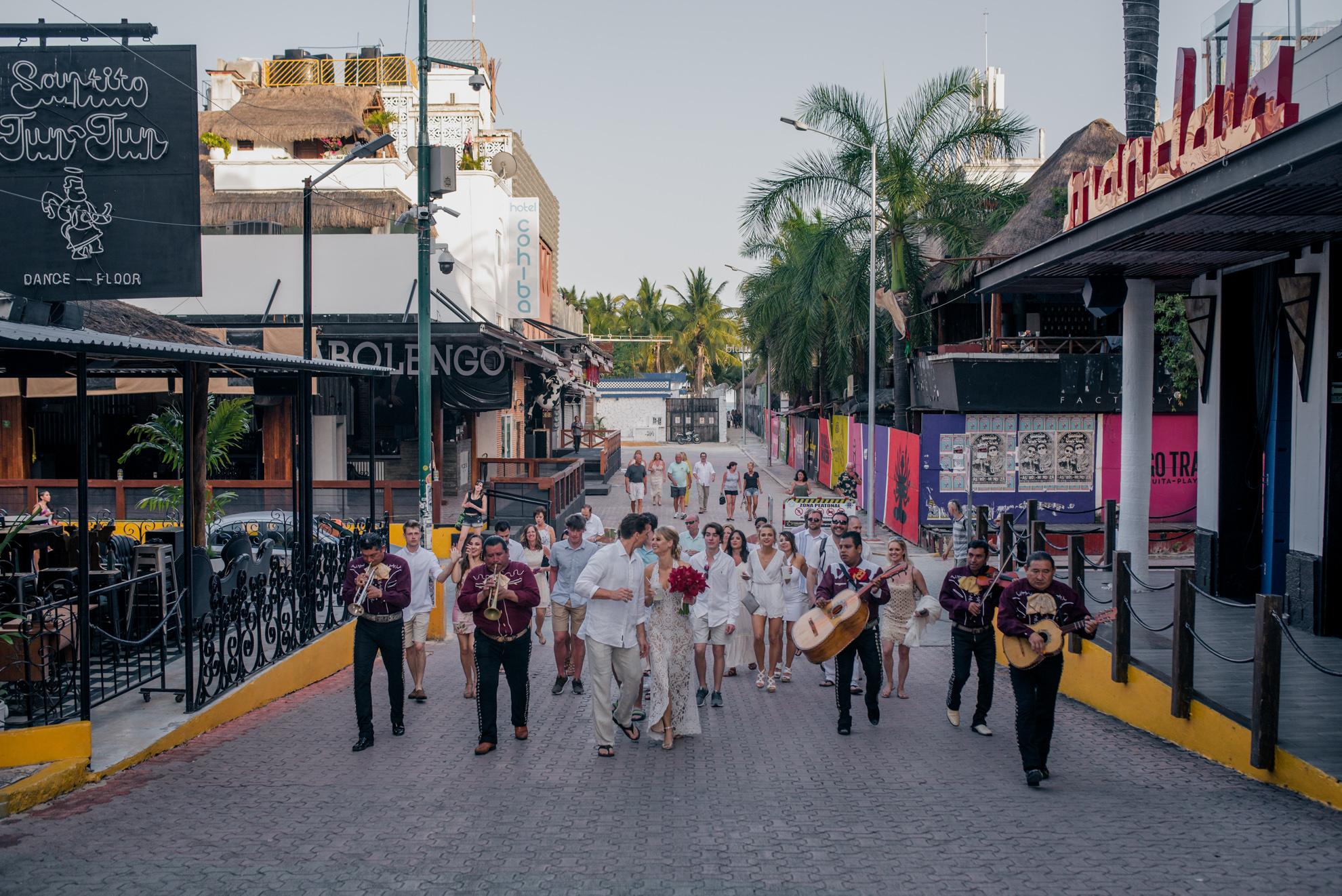 Kierston & Jason - WeddingPlaya Del Carmen - México.