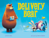 Delivery Bear Cover