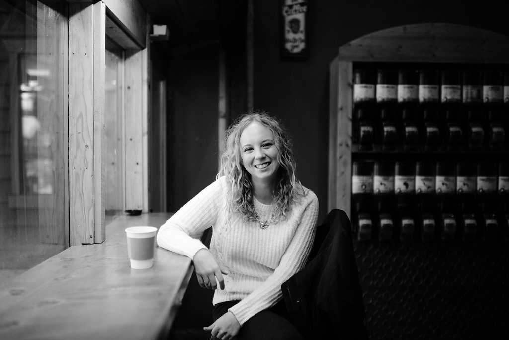 emily schmutz, owner of summit mountain weddings and keeping composure photography