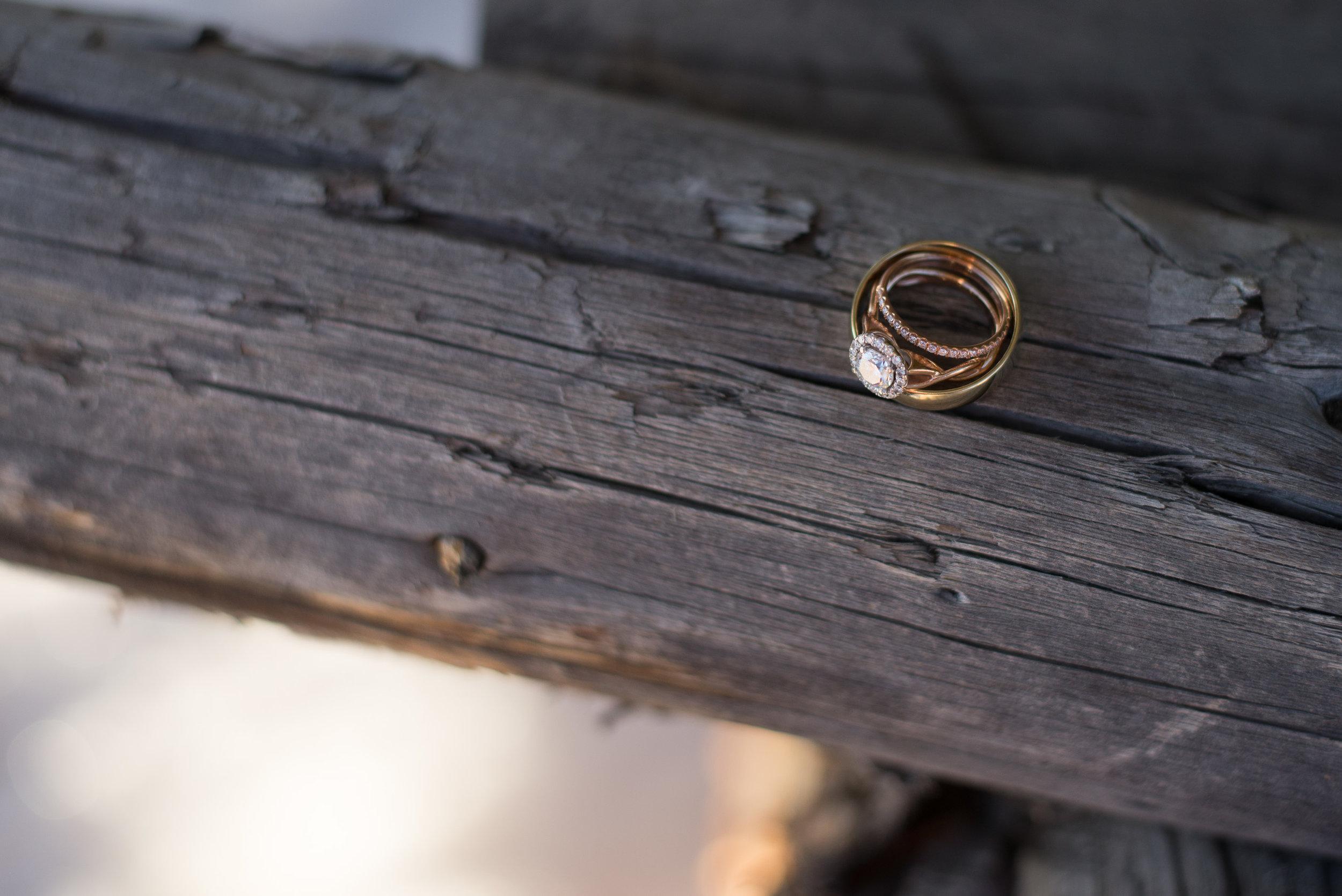 Destination Colorado winter wedding | Intimate mountain outdoor wedding | Keeping Composure Photography