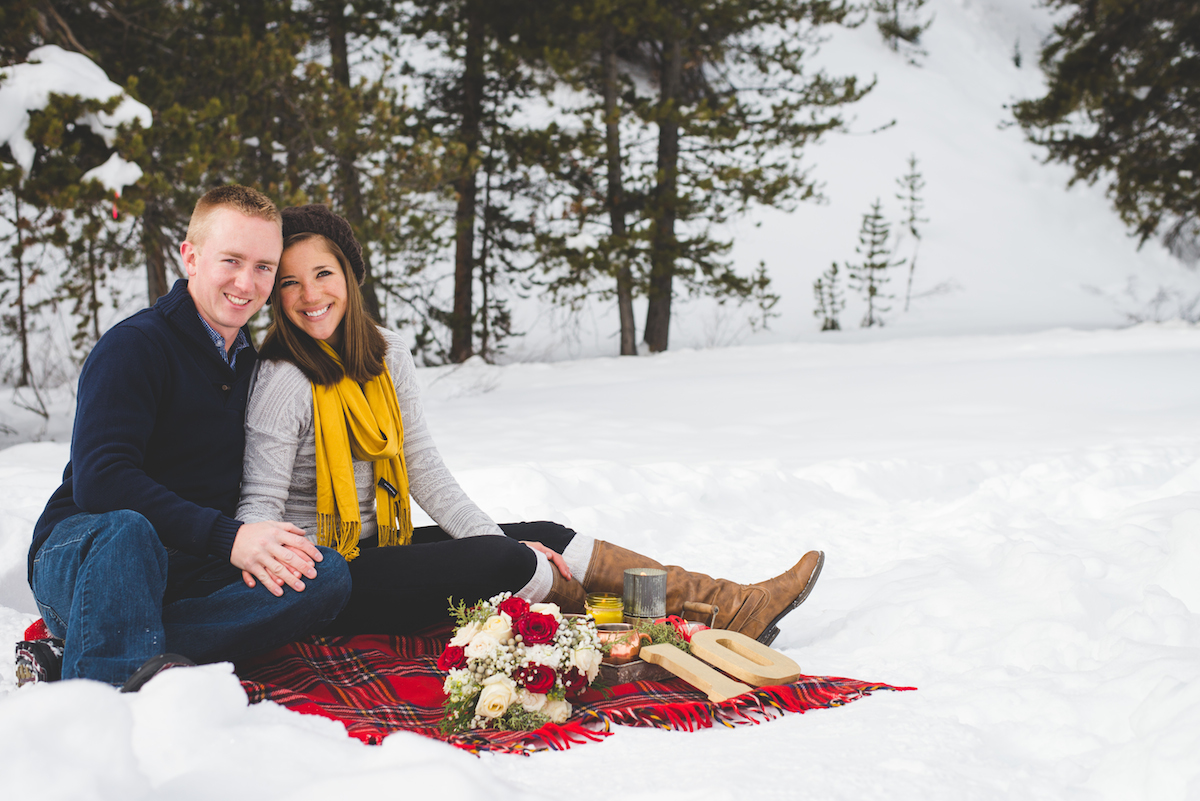 styled winter portrait session | Styling Your Portrait Session | Keeping Composure Photography