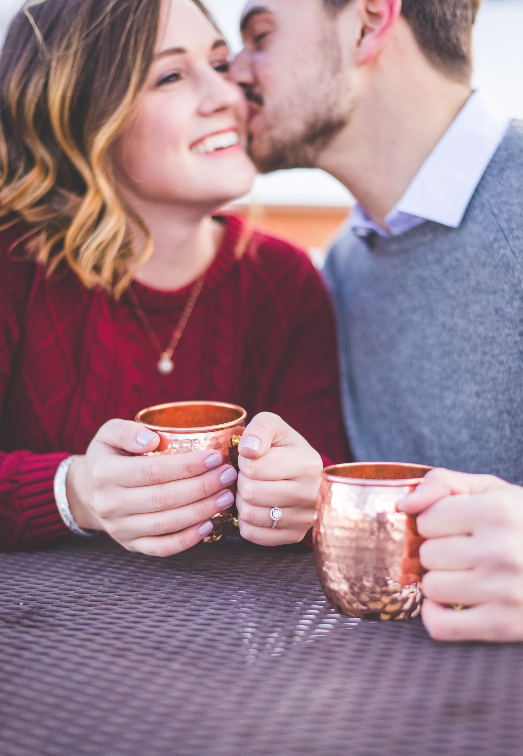 styled engagement portrait session | Styling Your Portrait Session | Keeping Composure Photography