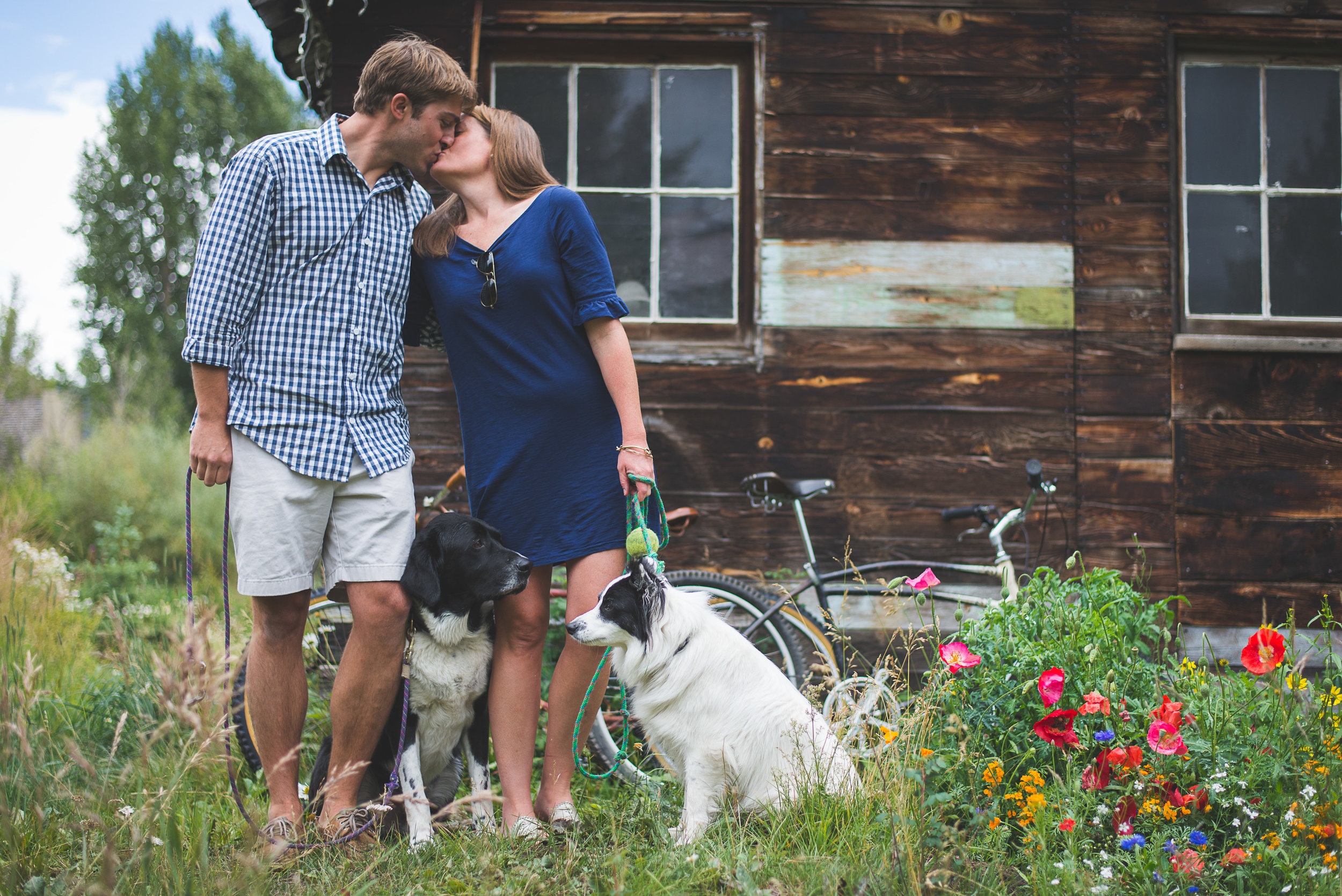Engagement session in Frisco, Colorado | Selecting the Right Location | Keeping Composure Photography