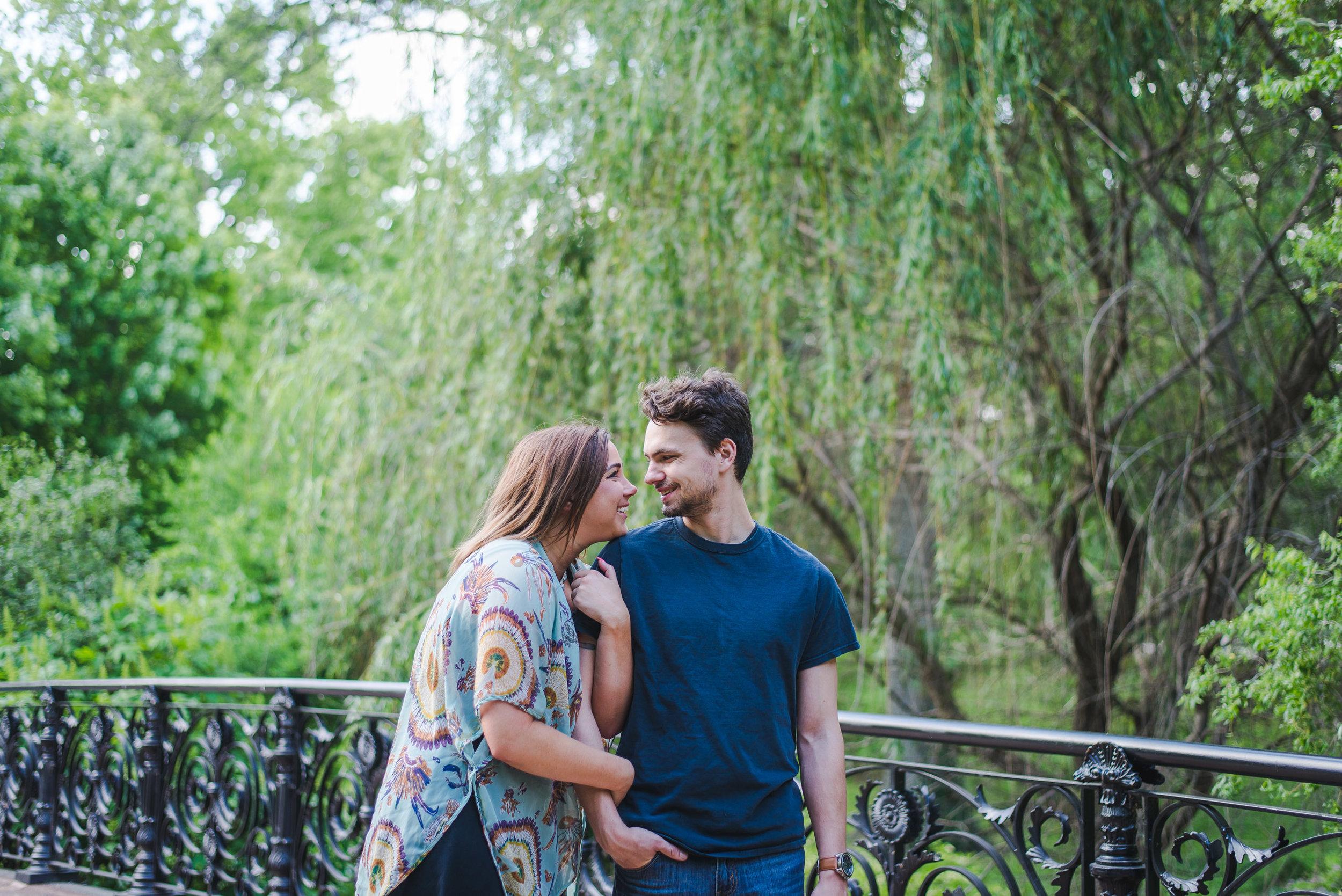 St. Louis engagement photos | Destination Portrait Sessions | Keeping Composure Photography
