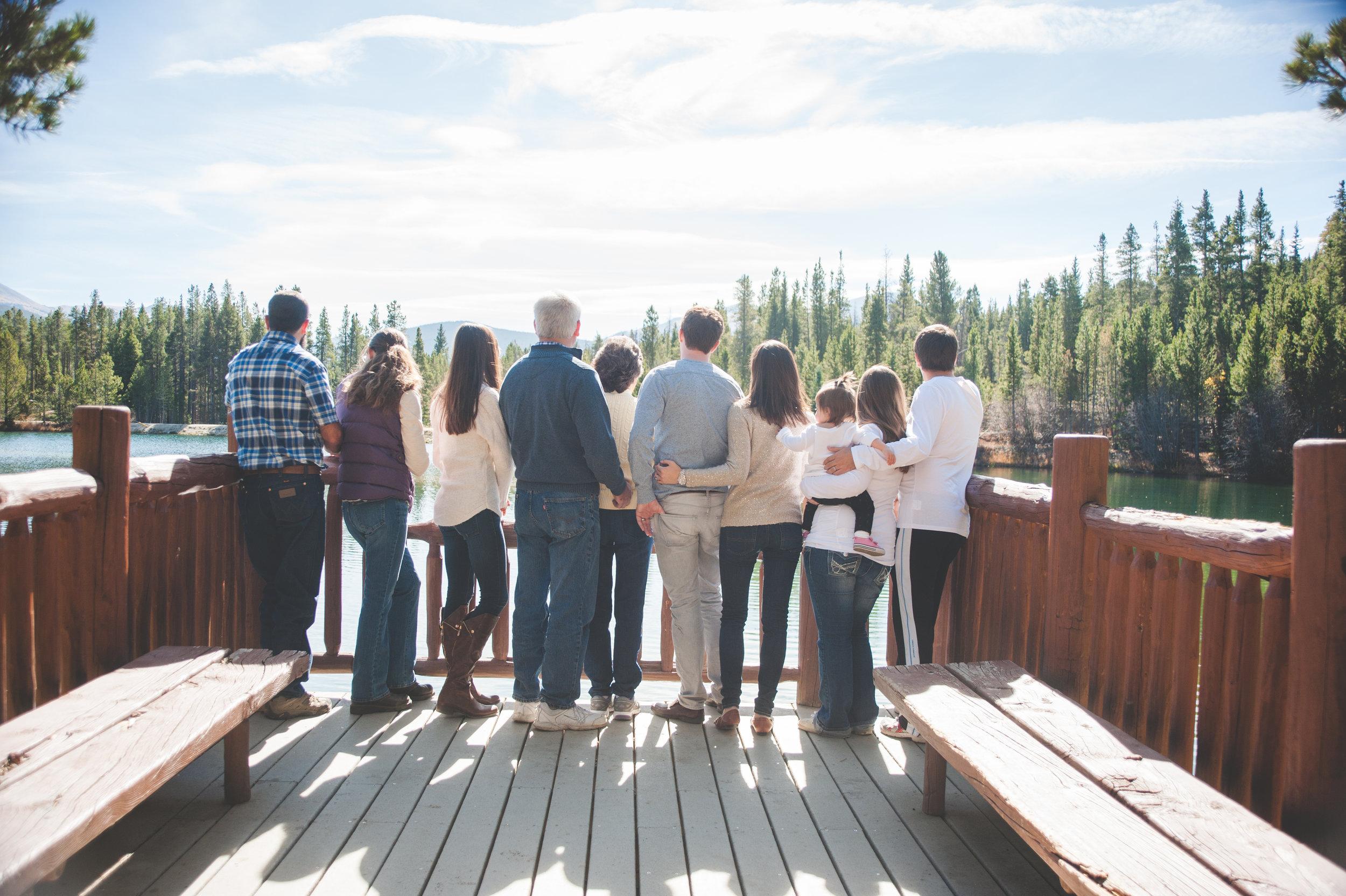 Breckenridge Mountain Family Portraits | Portrait Session Checklist | Keeping Composure Photography
