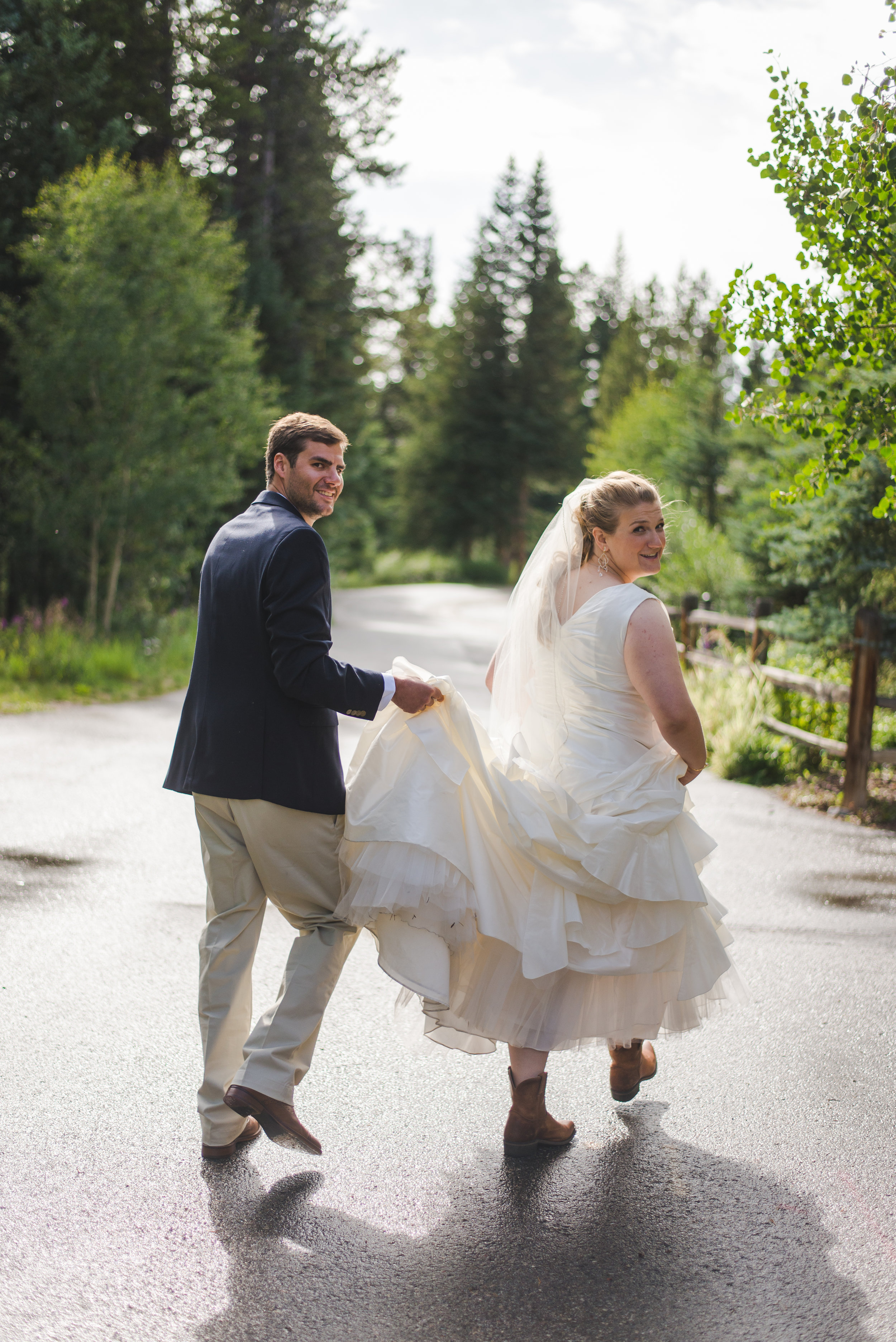 copper mountain, colorado summer wedding | keeping composure photography
