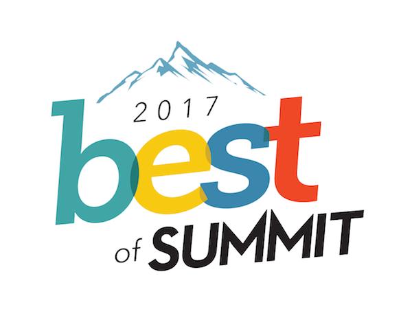 2017 best of summit badge