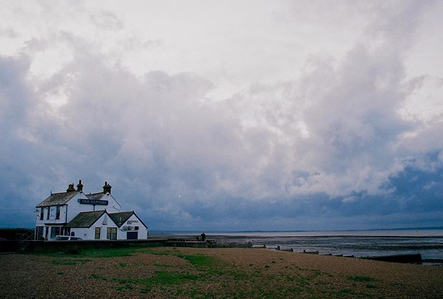 Whitstable with #35mm #pentax