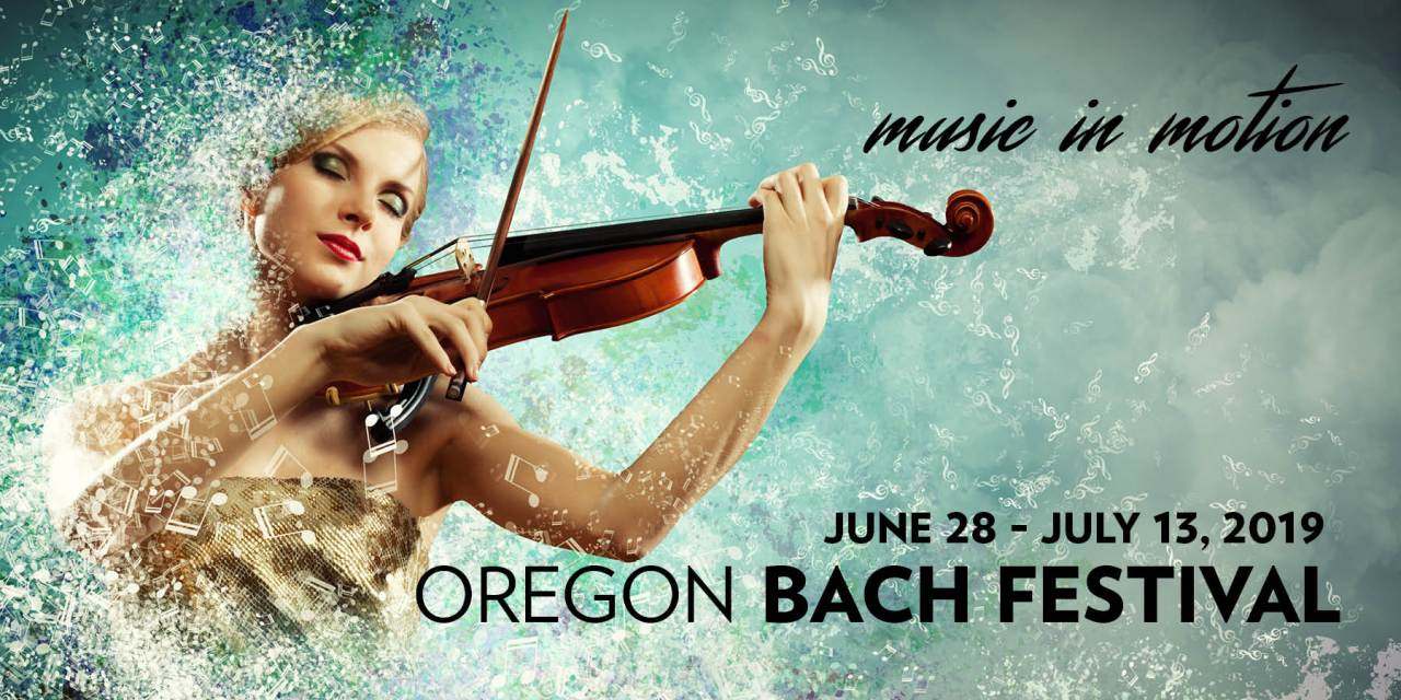 Client News: Oregon Bach Festival's new season, MN Opera's