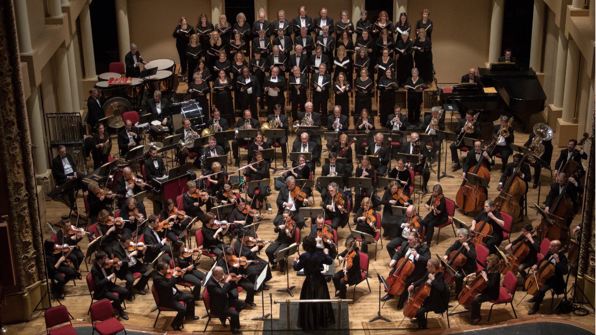 The Allentown Symphony Orchestra