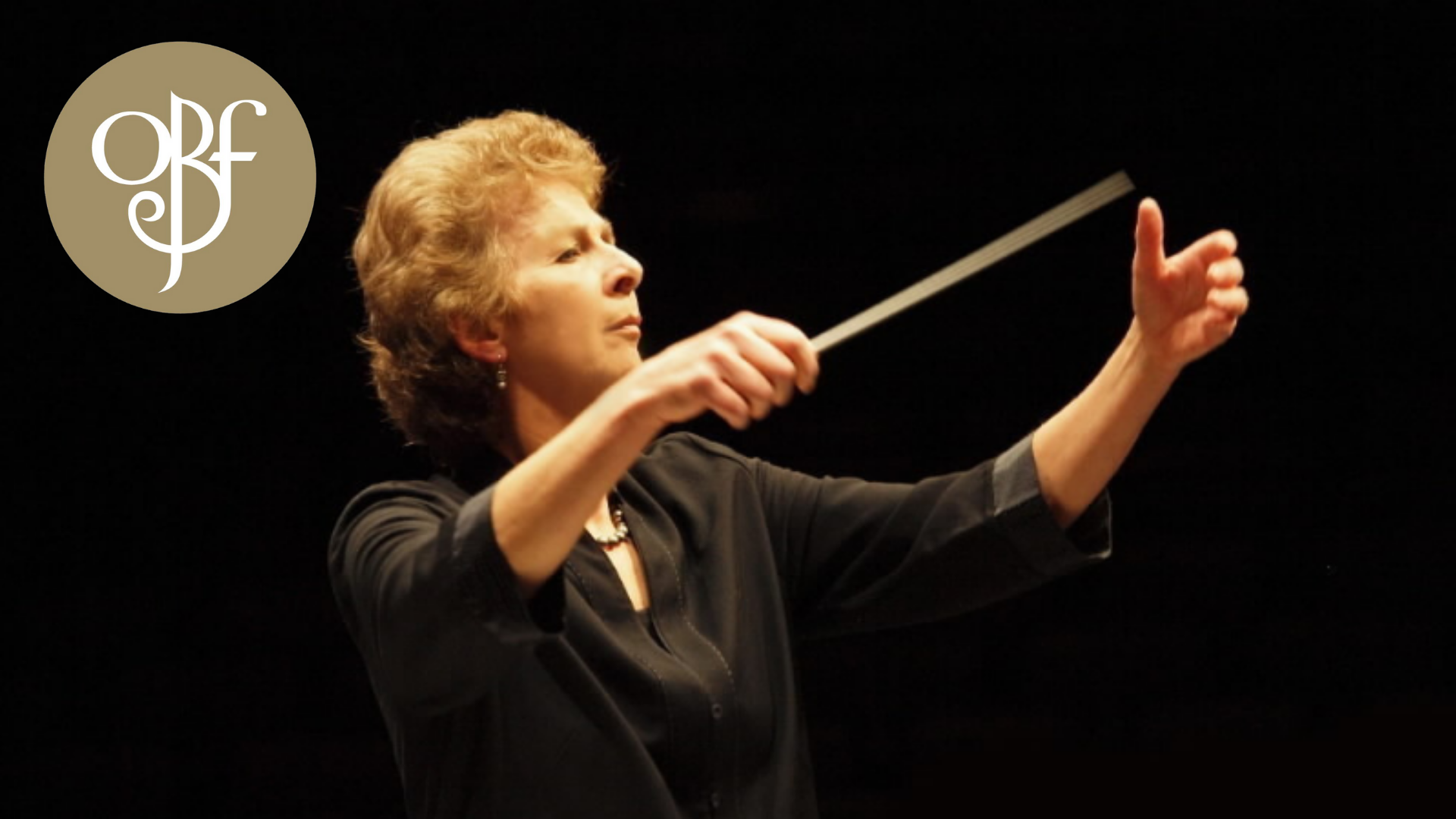 Conductor Jane Glover will lead the Oregon Bach Festival's 2019 season opening concert.