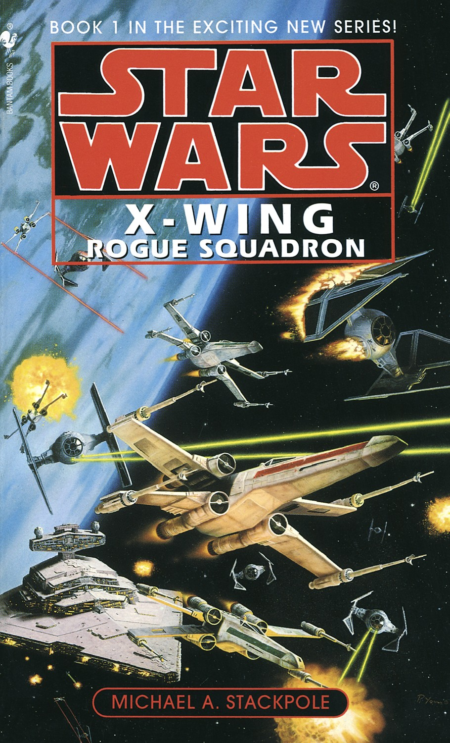 PART 11     Rogue Squadron  (1996)  by Michael A. Stackpole