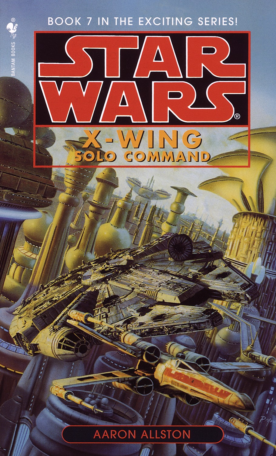 PART 17     Solo Command  (1999)  by Aaron Allston