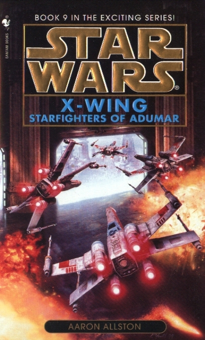 PART 20     Starfighters of Adumar (1999)  by Aaron Allston