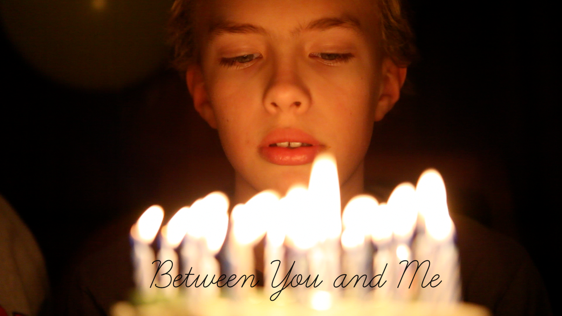 "My next short film, ""Between You and Me"", will be live on the website on January 31st. It relates to the importance of service and giving back, and was made specifically for the White House Film Festival."