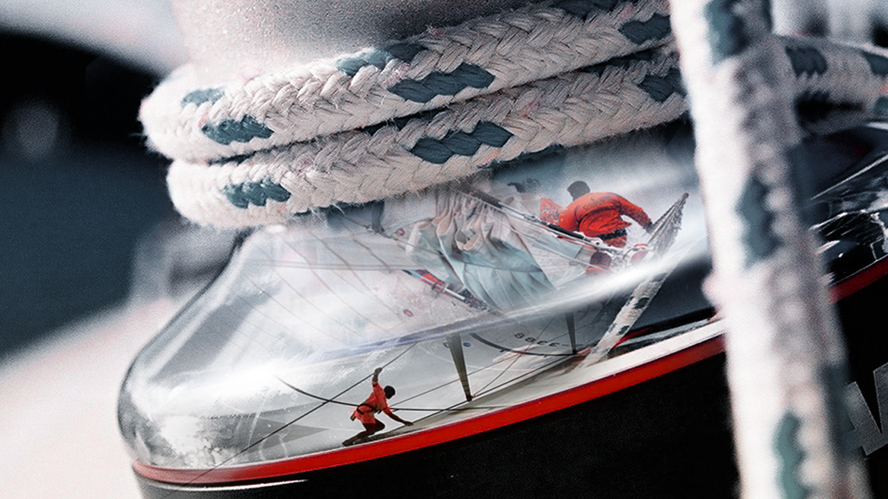 AMERICA'S CUP |  Title Sequence