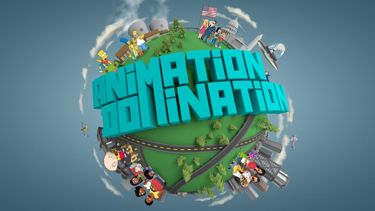ANIMATION DOMINATION   |  Promo