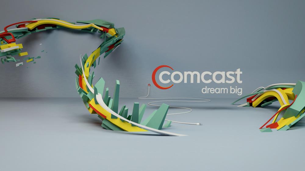 COMCAST |  Comcast Presents Promo