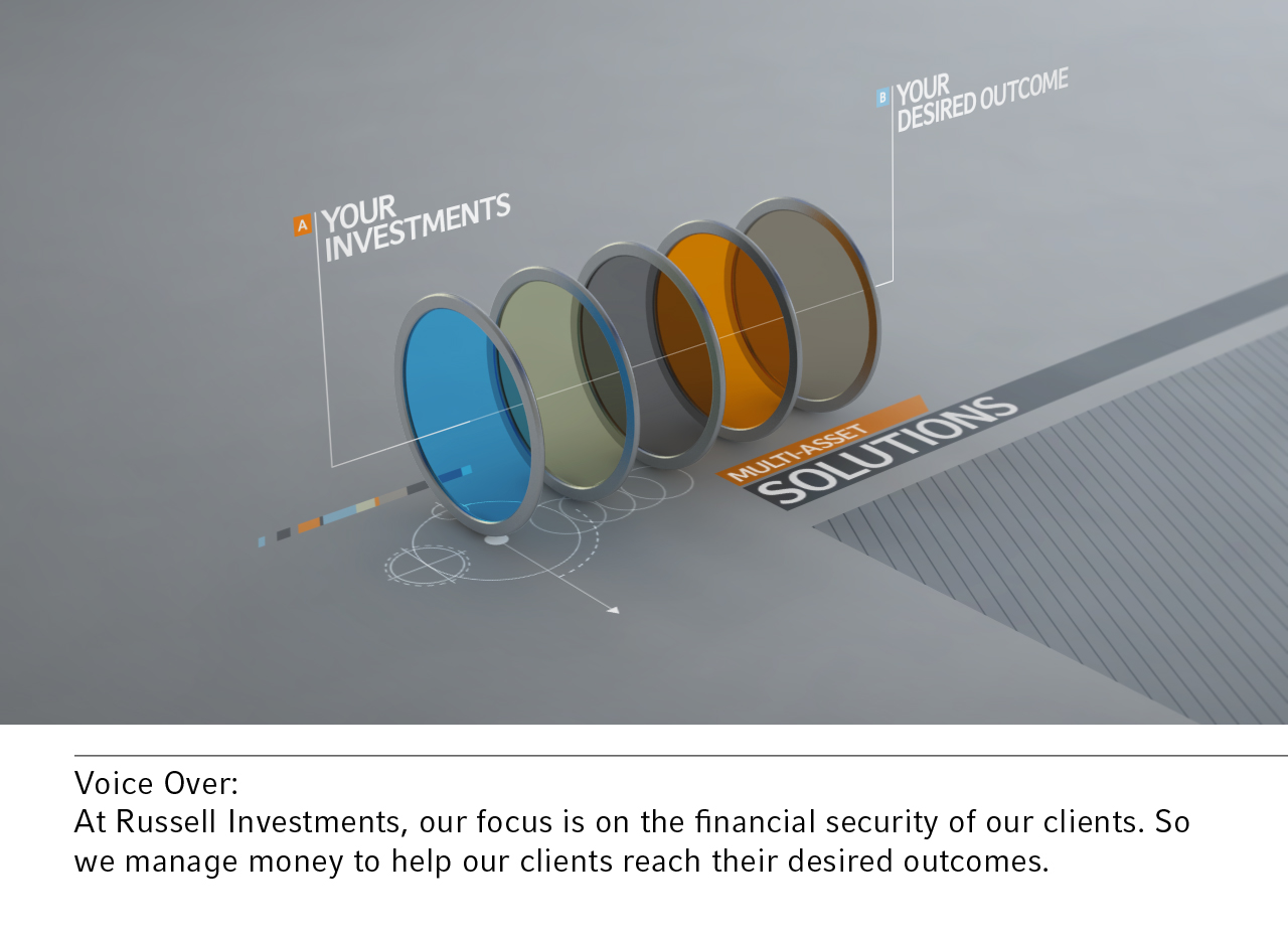 RUSSELL INVESTMENTS |  Online Explainer