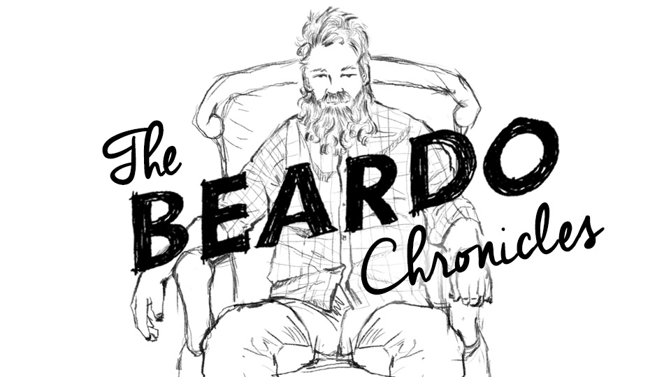 THE NEW BLANK |  The Beardo Chronicles Storyboard