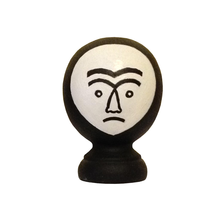 Door Knob Figurine  door knobs, paint