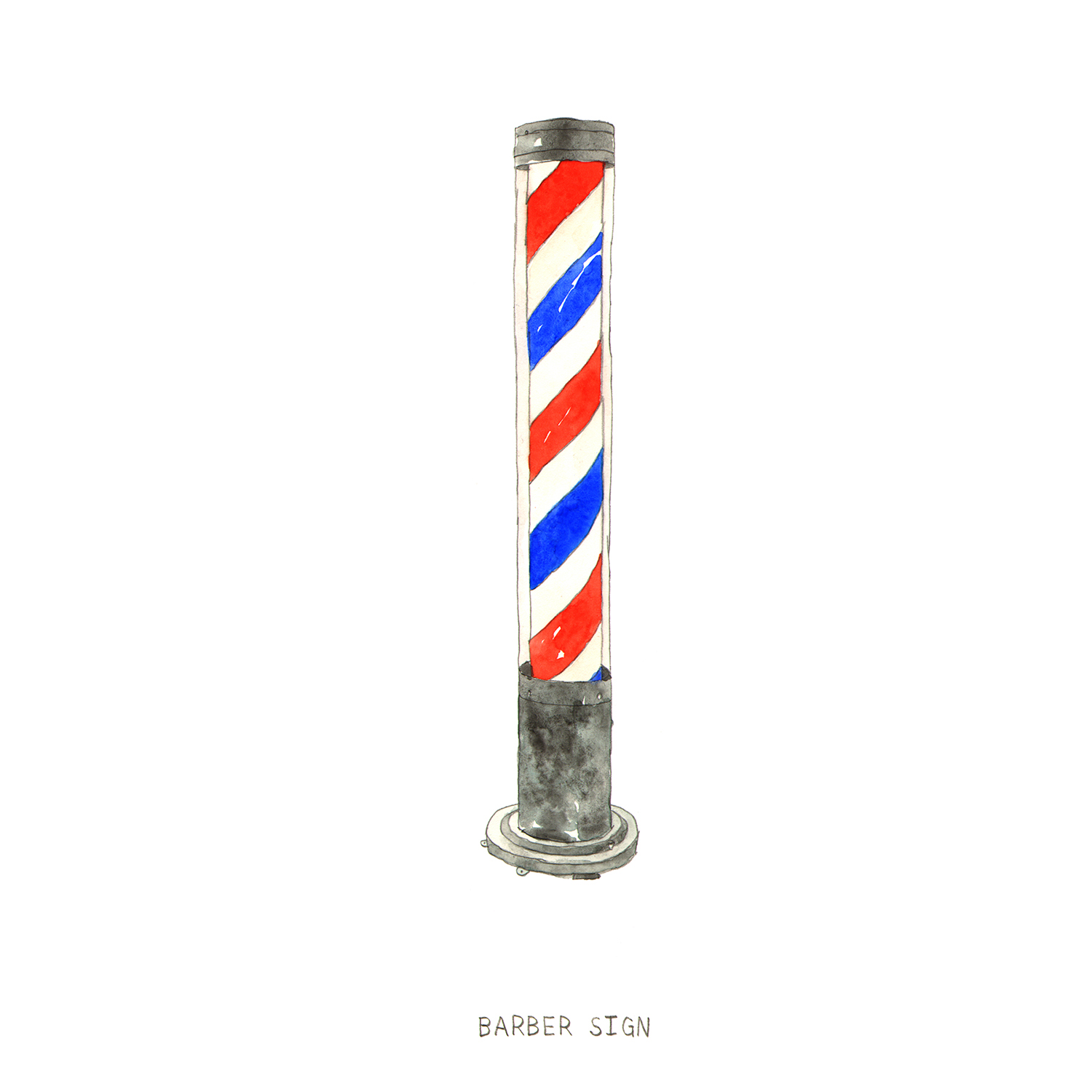 everyday japan barbers pole illustration.jpg