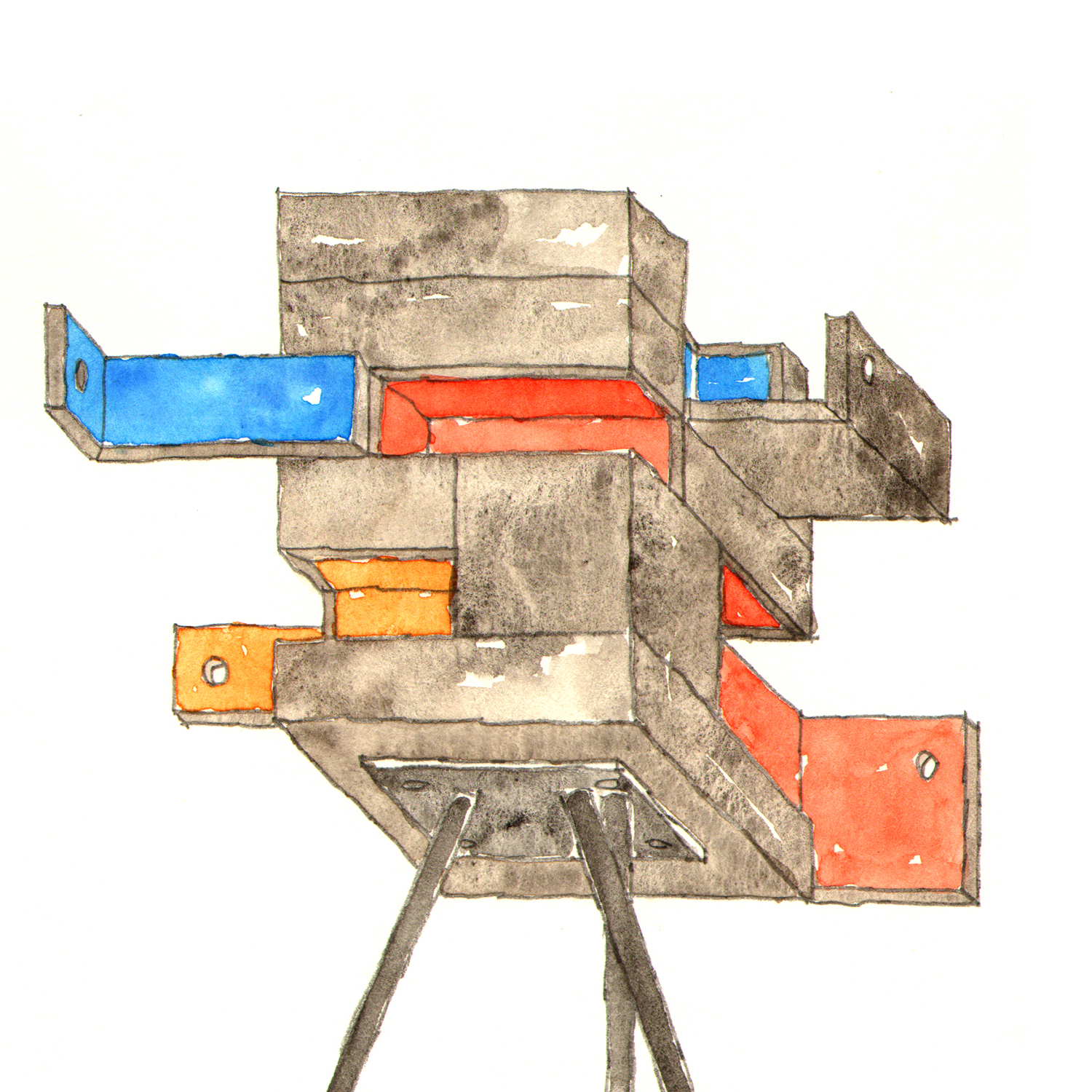 Puzzlebox Joinery  design sketch