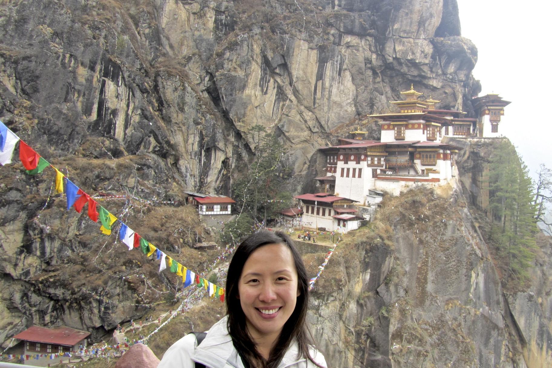 """Bhutan - a country that uses """"Gross National Happiness"""" to measure its progress and prosperity - is one after my own heart."""