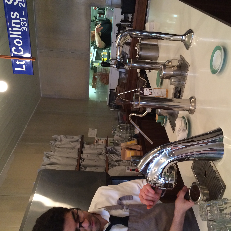Modbar Espresso machine