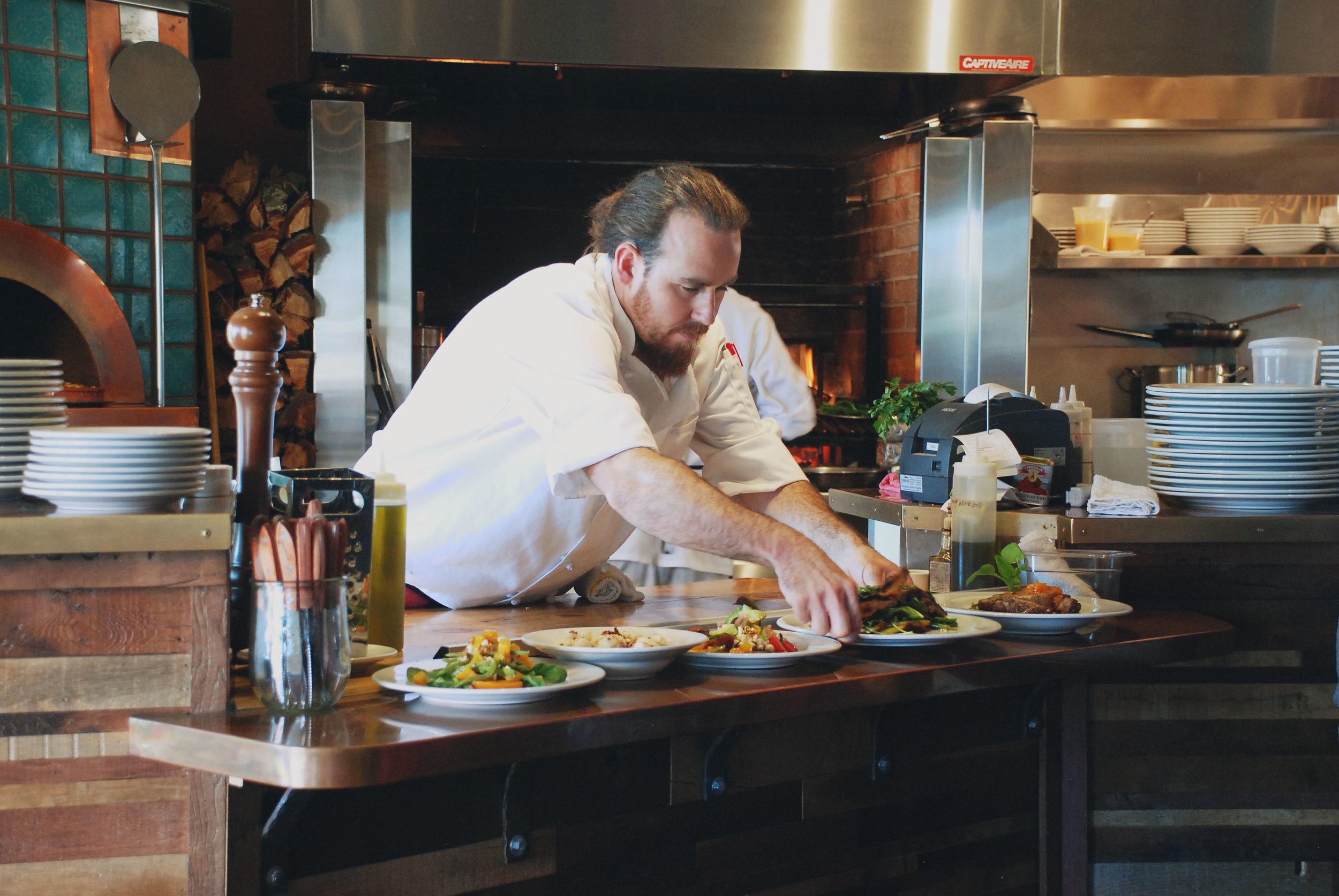 Ember Restaurant Arroyo Grande Featuring Wood Fired Honest Food