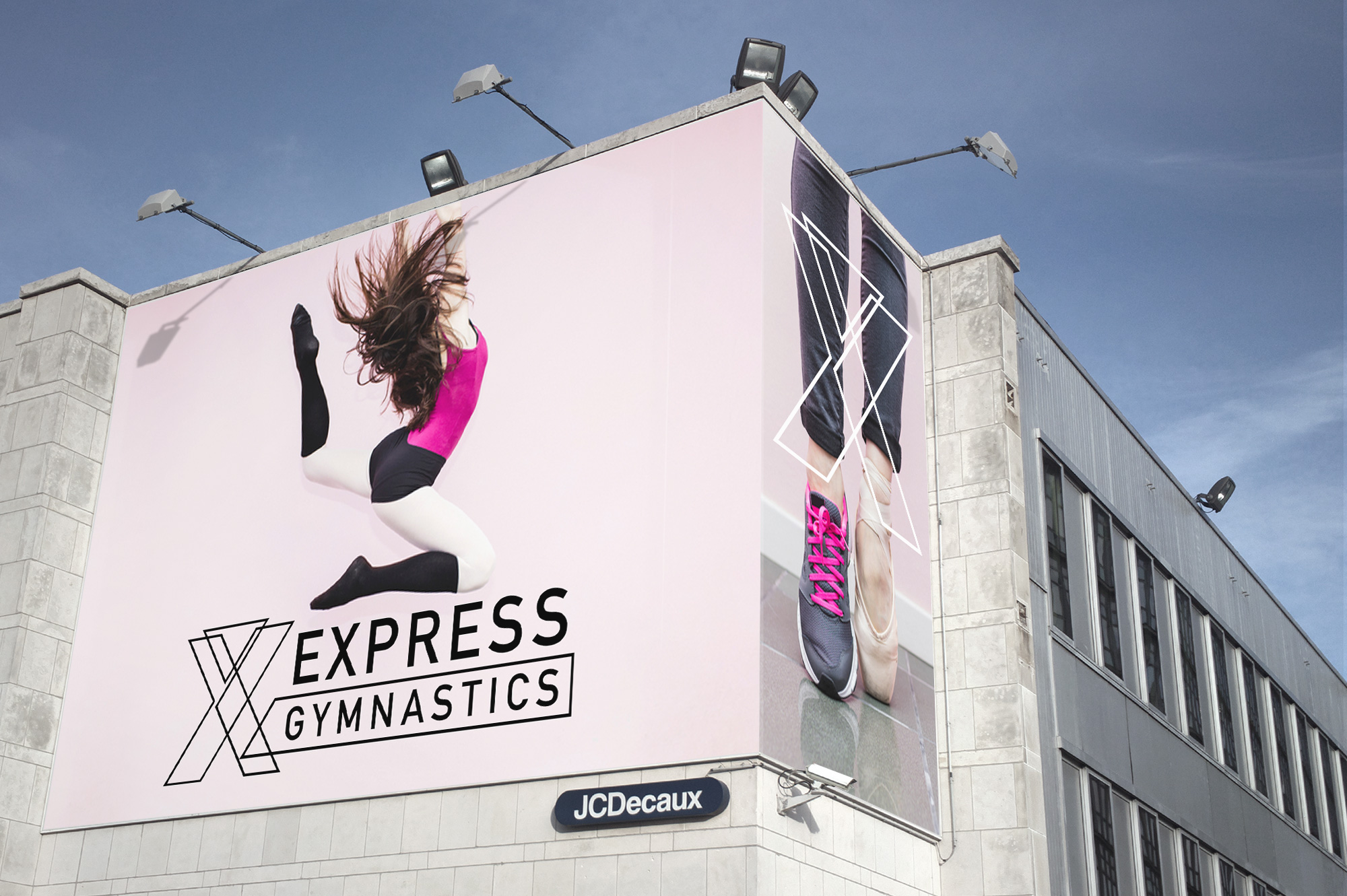 Express Gymnastics Brand Identity  |    VIEW FULL PROJECT