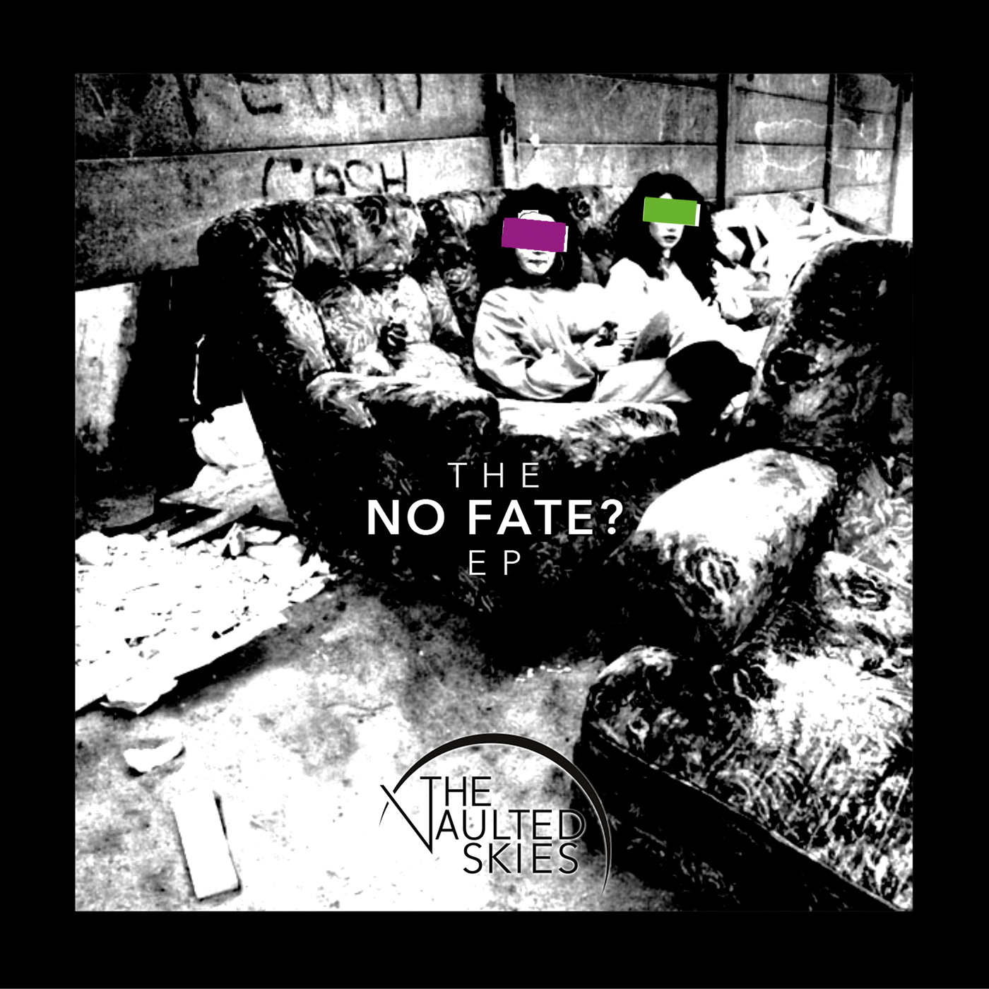 'NO FATE?' - Featuring:'Does Anyone Else Feel (Strange)?''It Starts With You''The Falling Man''The Night'OUT NOW on Alya Records