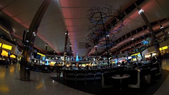 Heathrow Terminal Two