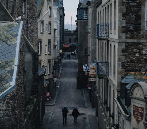 What will remain with me for a long time are those narrow winding streets, throwing up little delights at every opportunity.