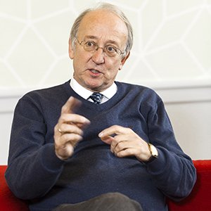 Prof. Paul Embrechts, ETH Zürich