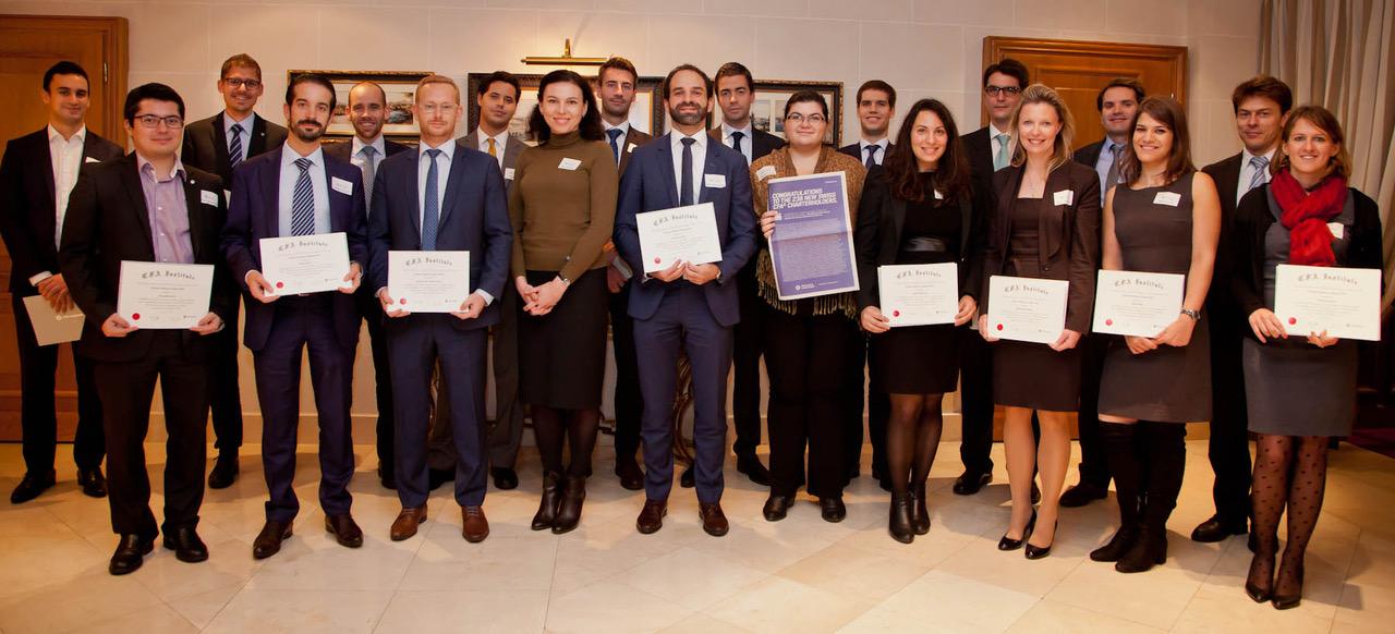 CFA Class of 2016 in Geneva
