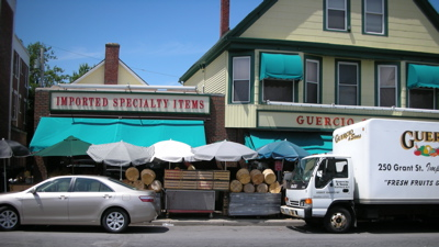 Guercio's on Grant Street has been a fixture of the West Side community since 1961.  Now a new video documents the market's humble beginnings and transformation into the preferred purveyor of produce for local restaurants such as Left Bank, Mother's, Hutch's, The Buffalo Chophouse and Bacchus.