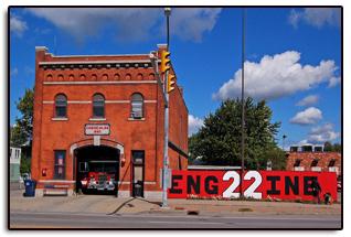 Engine 22 Quarters