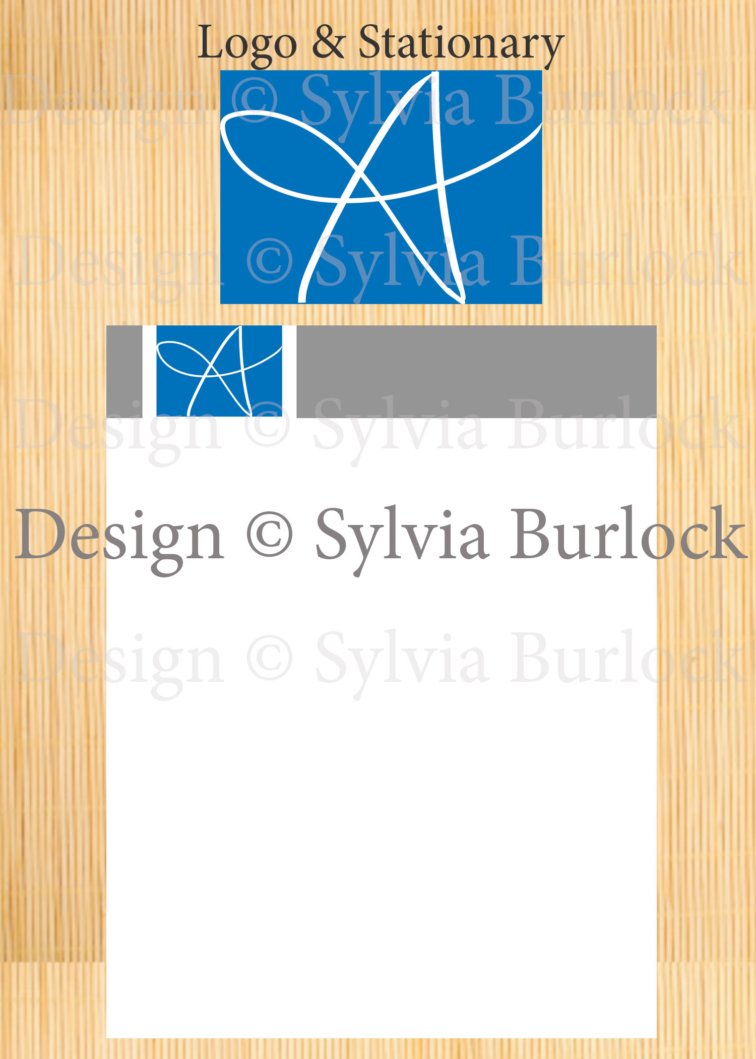 Logo and Stationary Design